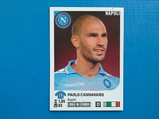 Figurine Calciatori Panini 2011-12 2012 n.316 Paolo Cannavaro Napoli