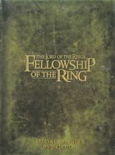 THE LORD OF THE RINGS - THE FELLOWSHIP OF THE RING  -  4-DVD -  SPECIAL EXTENDED