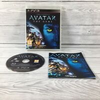 Avatar: The Game for Playstation 3 (PS3) With Manual (PAL) VGC