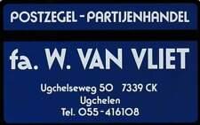 Telefoonkaart / Phonecard Nederland RCZ029 ongebruikt - Van Vliet