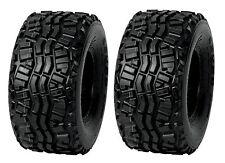 (2) New Duro 24x9-10 DI-K968 Dunlop KT869 Front OEM Kawasaki 610 Mule 4x4 Tires