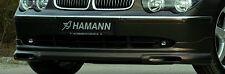 BMW E65 E66 7 Series 2002-2005 Genuine OEM Hamann Front Lip Spoiler Brand New