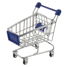 Funny Parrot toy bird Supermarket Shopping Intelligence Cart Basket AD