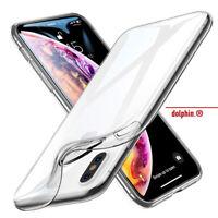 iPhone XS Max Hülle Case Handy Tasche Cover Schutz Schutzhülle Bumper TPU Slim