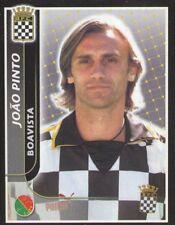 105 JOAO PINTO PORTUGAL BOAVISTA.FC STICKER PANINI FUTEBOL 2004-2005