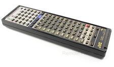 JVC RX-999V Surround Sound Receiver GENUINE Remote Control Very RARE