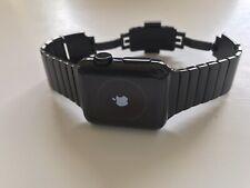 Genuine Apple Watch Strap: Space Black Link Bracelet 38/40mm