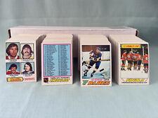 1977-78 TOPPS Hockey Stars Commons Rookies U-Pick Clean Near Mint U-Choose NHL
