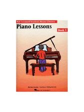Hal Leonard Student Piano Library Lessons Learn to Play Method MUSIC BOOK 5