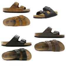 Birkenstock Men Arizona Soft Footbed Sandals
