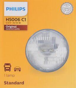 Headlight Bulb-Standard - Single Commercial Pack Philips H5006C1