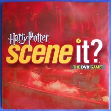 Scene It? Harry Potter 1st. Edition Replacement Dvd Disk Game Piece Parts