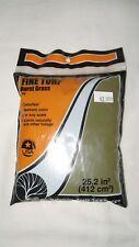 Woodland Scenics Fine Turf Burnt Grass Bag 21.6 cu. in. T44
