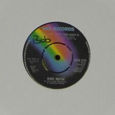 "ROSE ROYCE 'PUT YOUR MONEY WHERE YOUR MOUTH IS' UK 7"" SINGLE #2"
