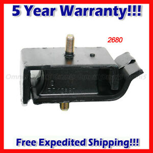 T124 Fits: 1982 1983 Datsun 200SX 2.2L Front Left or Right Motor Mount A2680