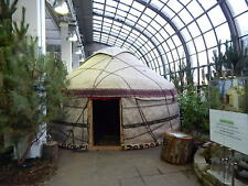 Jurta Jurte aus Kirgisien kirgistan Kasachstan ∅ 5m Yurta Filz Yurt Ger Юрта