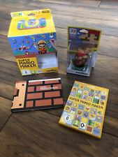 Nintendo Wii U Super Mario Maker Big Box Amiibo Edition With Artbook
