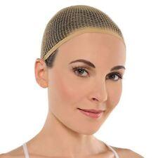 Vestido de lujo Casquillo de la peluca de Pelo Elástico Medias De Malla Fishnet Liner Tejer dormir