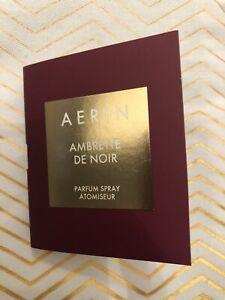 AERIN Ambrette De Noir Eau De Perfume Spray Atomiseur ~1.5ml Sample