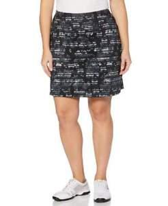 New Callaway Apparel Womens Plus Floral Printed Skort Size 2X