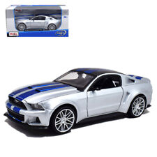 1 24 Maisto 2014 Ford Mustang Street Racer Metal Model Car Toy Green