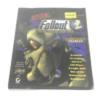 Official Fallout 2: A Post Nuclear Role Playing Game : Strategies & Secrets Book