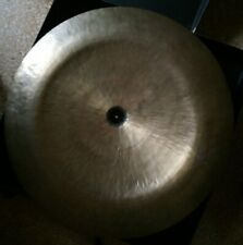 "CHINA CYMBAL 24"" / CYMBAL / USED WITH CRACK / SEE PHOTOS / PIATTO / DRUM KIT"