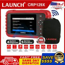 LAUNCH CReader CRP129X Car System Diagnostic Tool Scanner Engine OBD Code Reader