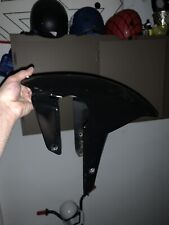 03-06 Ducati 999 Front Wheel Fender Cowl Fairing OEM