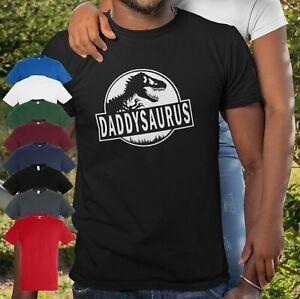 DADDYSAURUS INSPIRED MALE SHORT SLEEVE T SHIRT | GIFT | BIRTHDAY | DAD | DADDY