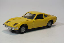 GAMA 1:43 OPEL GT 1972 , amarillo, Coche a escala, 1799007 , emb.orig