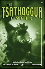 The Tsathoggua Cycle: Terror Tales of the Toad God (Cthulhu mythos) NEW BOOK