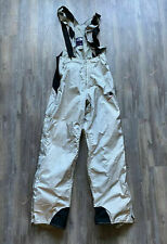 Vintage the North Face Extreme Gray Gore-Tex snow ski pants Women's Size 10