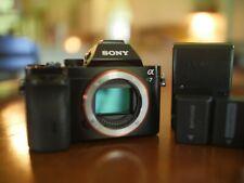Sony Alpha A7 Full Frame Mirrorless Digital Camera - (Body Only)