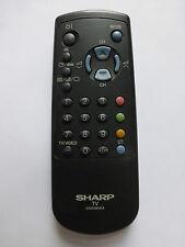 SHARP TV telecomando G 1051 BMSA per 37AM23H 37AT25H 51AT15H 51AT15IR