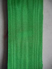 Nastro nastrino ribbon verde chiaro ordine Santi maurizio e Lazzaro Alpini