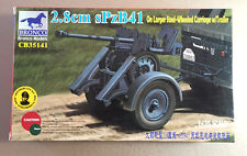 BRONCO MODELS CB35141 - 2.8cm sPzB41 - 1/35 PLASTIC