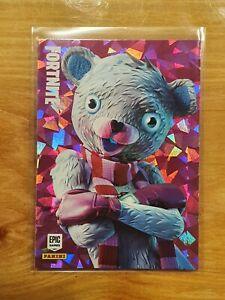 Panini Fortnite Serie 2 # Bundles # 73 # Cracked Ice # Rare Outfit
