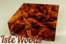Camphor Burl Exotic Wood Game Calls Pen Blanks Bowl Wood Turning Blank  CAM1250