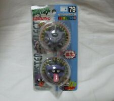 Pokemon TOMY Monster Collection Mini Figure Shellder Cloyster Japan