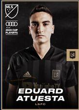 [DIGITAL CARD] Topps Kick - Eduardo Atuesta - MLS 2020 Playoffs - Team Color