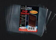 22 Ultra Pro Trading Card Sleeves Sammel Karten Hüllen Neu New
