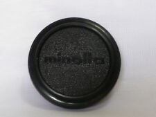 Genuine Minolta 54mm Push On Front Lens Cap for 52mm Front Rokkor from Japan