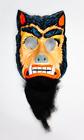 Vintage Ben Cooper Wolfman Werewolf Halloween Mask 70's Collegeville Topstone