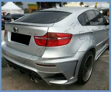 Pick Color 08-2014 BMW E71 X6 Liftback Performance Type Trunk Boot Spoiler Wing
