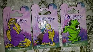 New Tangled Rapunzel 3 pins series Disney Land Paris Dlrp October 2018 Pin