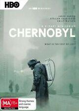 Chernobyl (Mini Series) - DVD - Region 4