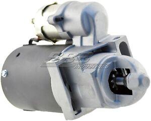 Starter Motor fits 1991-1994 Oldsmobile Bravada  AUTO PLUS/WILSON ELECTRIC