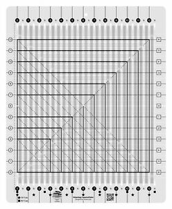 Creative Grids Stripology Squared Quilt Ruler # CGRGE2