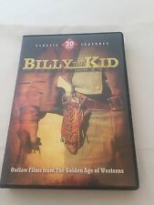 "DVD ""BILLY THE KID "" 20 CLASSIC FEATURES"